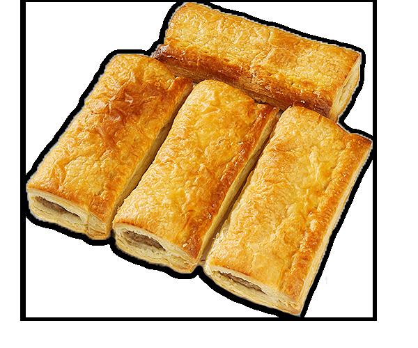 Saucijzen broodjes